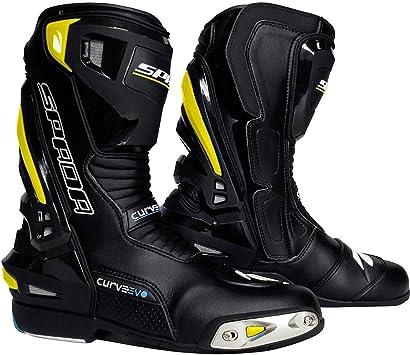 Spada Curve Evo WP Boots Black//Flo