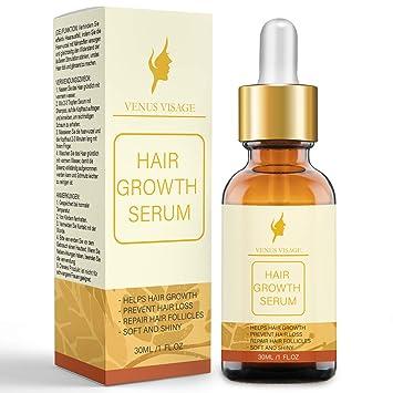 Amazon Com Hair Growth Serum Hair Growth Treatment Hair Serum Hair Loss Hair Thinning Treatment Hair Growth Oil For Stronger Thicker Longer Hair 30ml Beauty