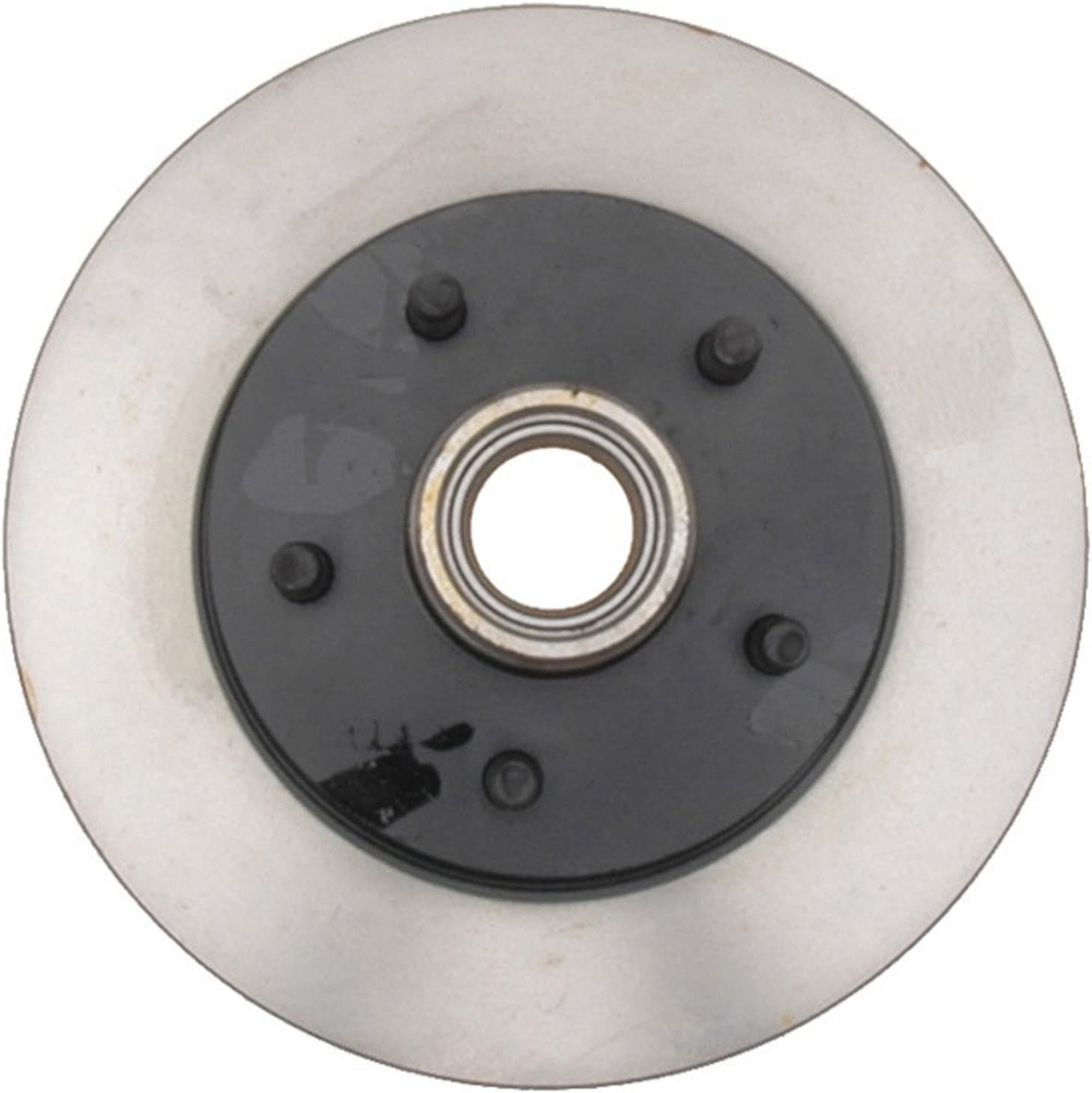ACDelco 18A183 Professional Front Disc Brake Rotor and Hub Assembly