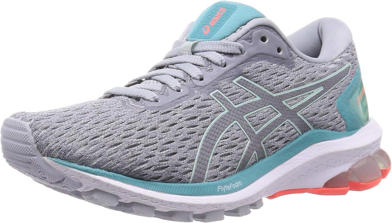 ASICS Gt-1000 9, Zapatillas de Running Mujer, 43.5 EU: Amazon.es: Zapatos y complementos