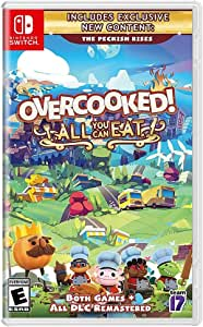 Overcooked! All You Can Eat - Nintendo Switch