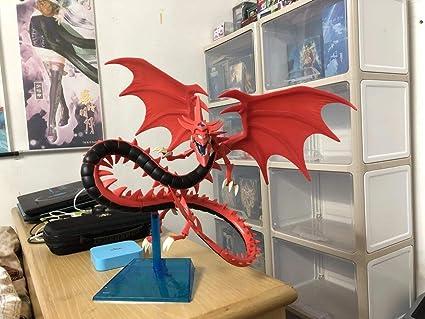 YGO Yu-gi-oh Obelisk The Tormentor Slifer The Sky Dragon Yu Gi Oh Figure Display