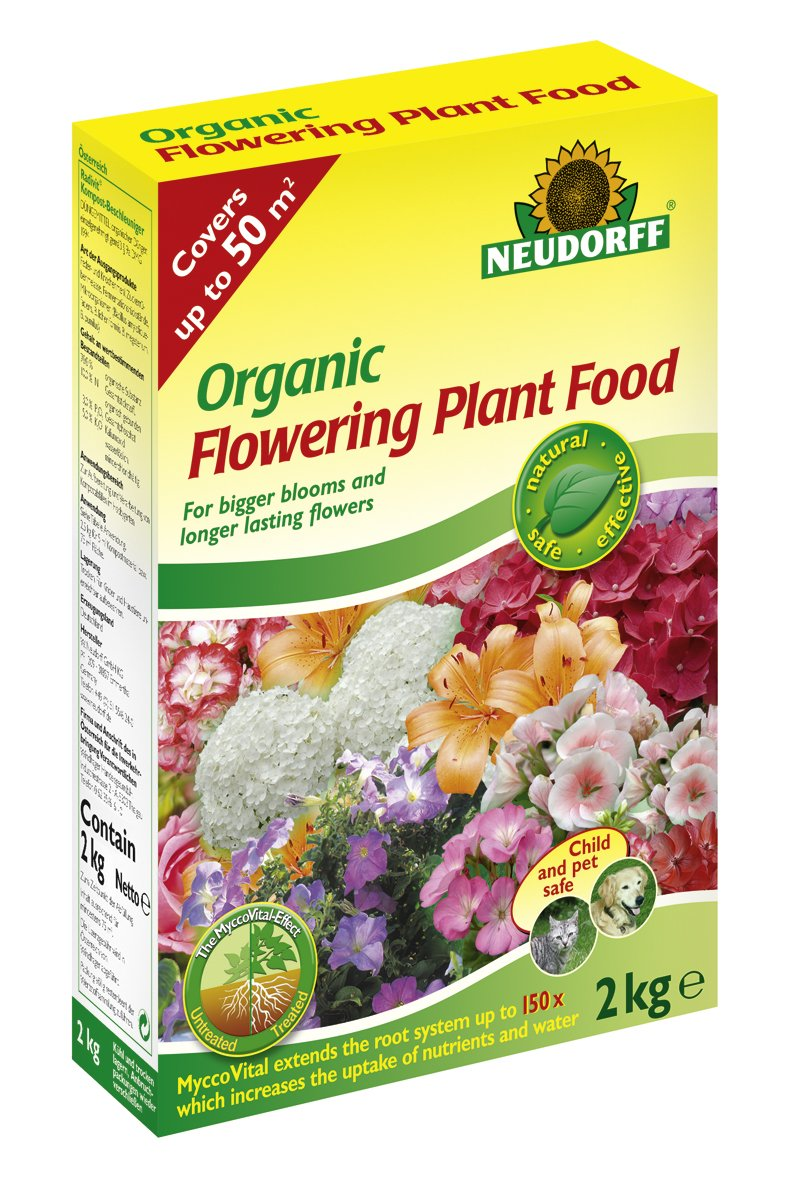 Doff Portland Ltd Neudorff 2Kg Organic Flowering Plant Food 613604