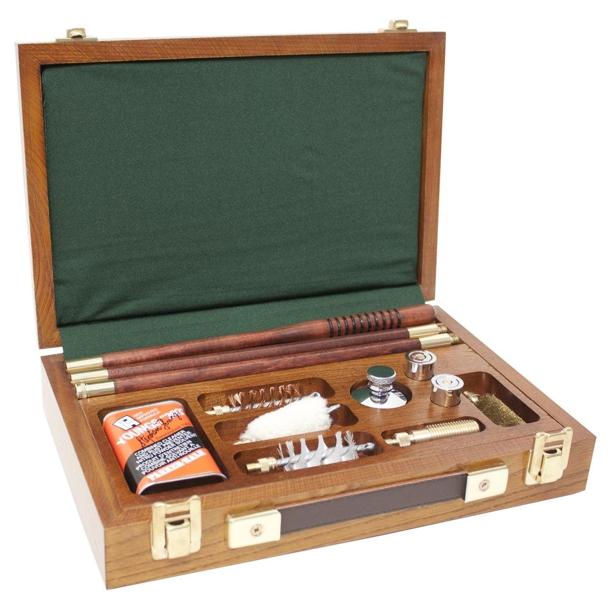 Bisley PS2Deluxe Kit Reinigung Holz CAL. 12