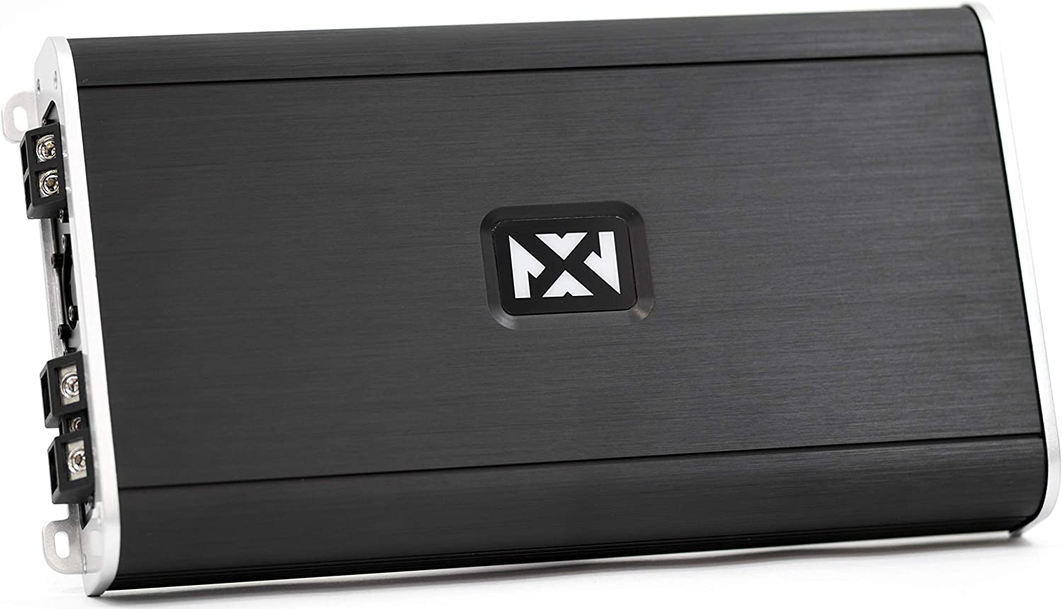NVX VAD27001-2700W RMS Class D Monoblock Car//Marine//Powersports Amplifier with Bass Remote Marine Certified