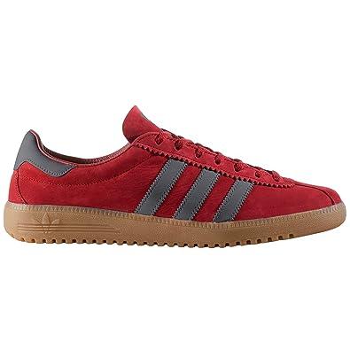 adidas original Bermuda Beige, Rot BY9653, BY9654. Schuhe Herren. Sneaker