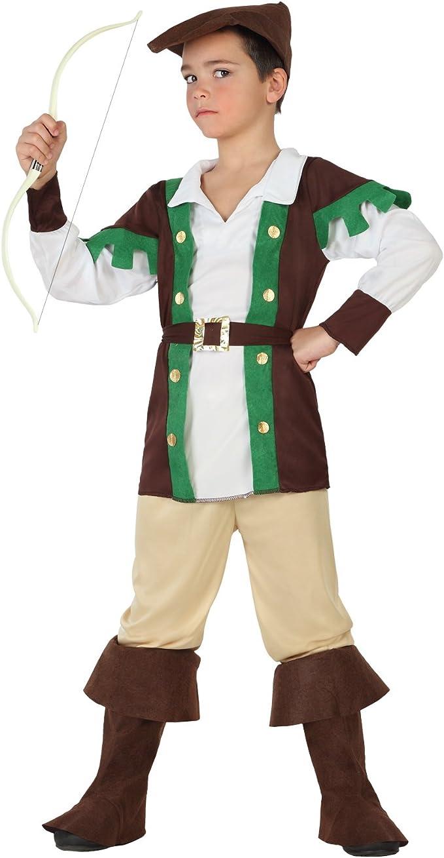 Atosa - Disfraz de arquero para niño, talla 10-12 años (70129 ...