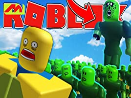 Roblox Zombie Attack Movie Get 50 000 Robux Watch Clip Let S Play Roblox Prime Video