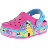 Crocs Lights Busy Bee Ps, Sabots fille