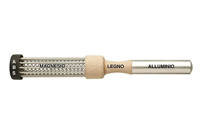 Made in Italia - Cepillo Booster térmica profesional de magnesio stirante. Diámetro mm. 24 con nailon diámetro mm. 36. Para la visión completa la gama ...