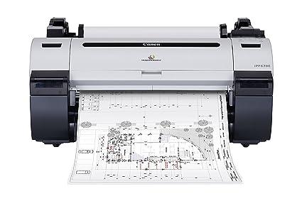 Canon imagePROGRAF iPF670E - Impresora de Gran Formato (2400 ...