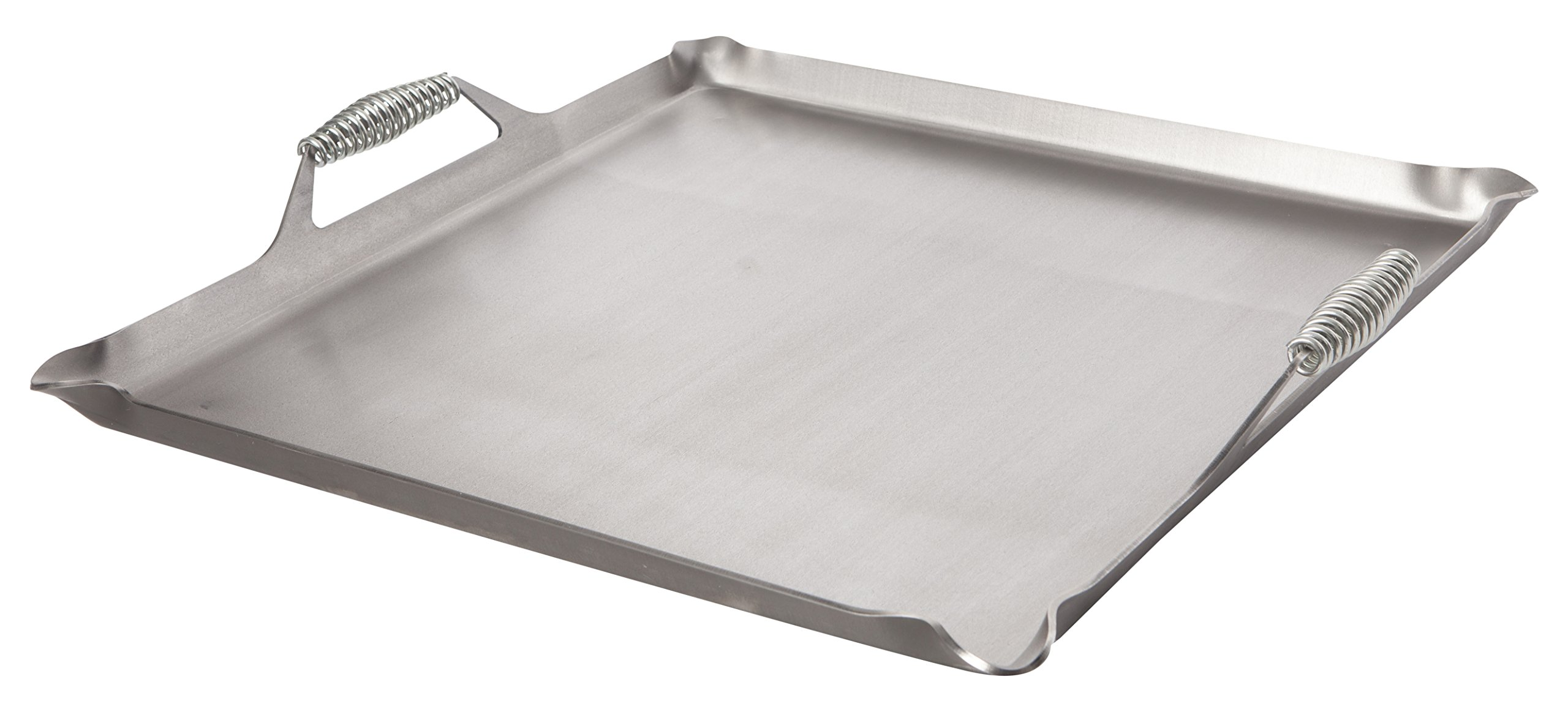 Rocky Mountain Cookware Master Chef 7 Gauge Steel Griddle, 24'' x 24'', , Metal