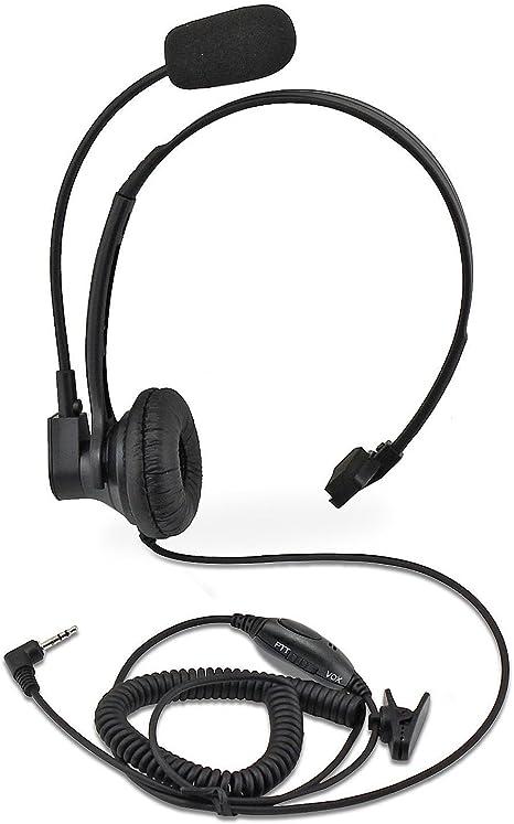 T9 T7 T80 T60 G Shape Auricular para Radio Motorola Talkabout T6 TLKR-T3 T8 1 Pin