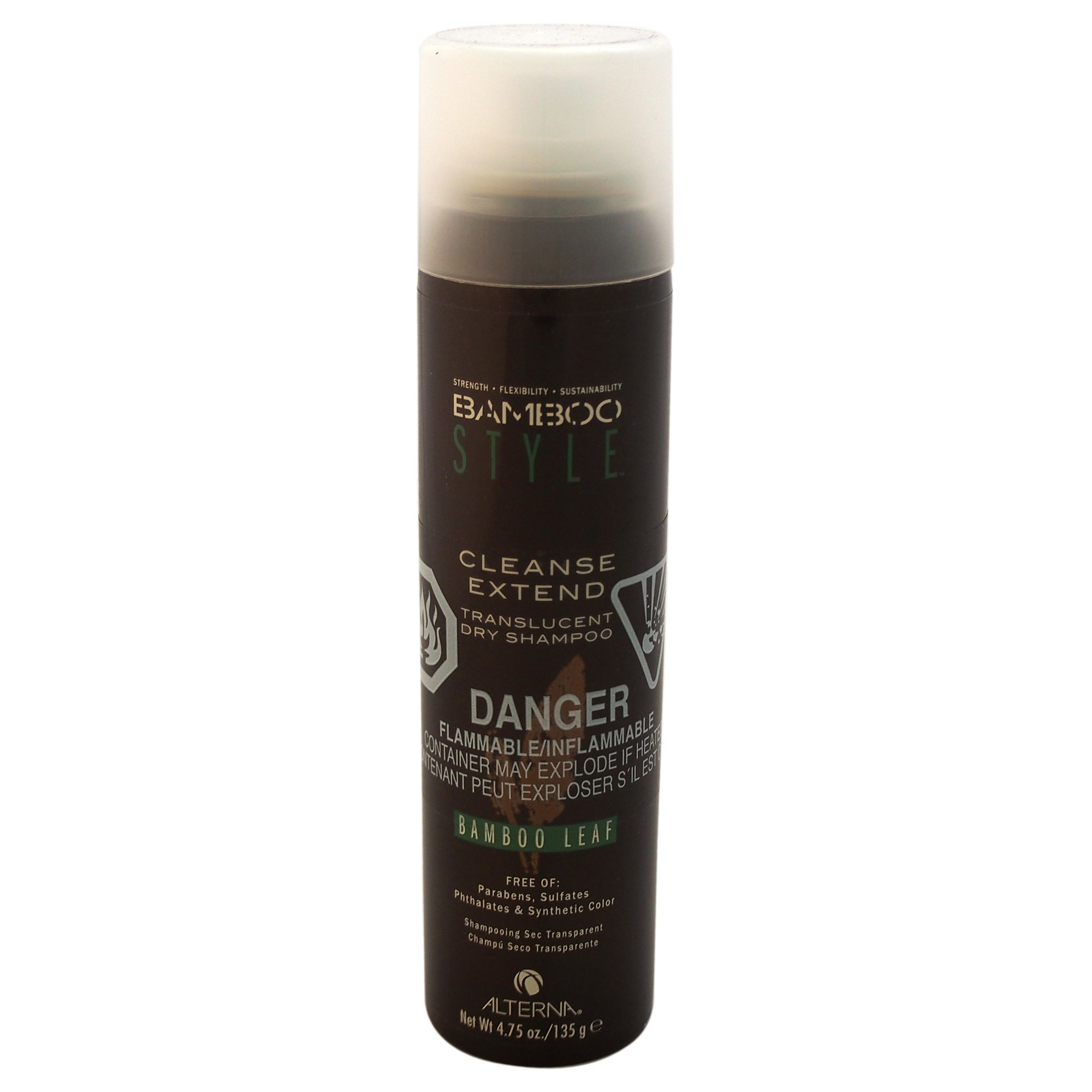 Bamboo Style Cleanse Extend Translucent Dry Shampoo, Bamboo Leaf, 4.75-Ounce