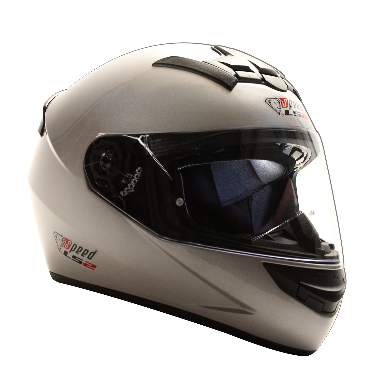 Casco integrale LS2/Rookie FF352,/edizione speciale go-kart e moto Speed Racewear
