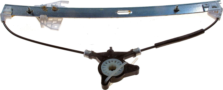 Dorman 749-093 Mazda CX-7 Front Driver Side Power Window Regulator w//out Motor