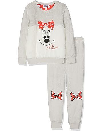 Disney Minnie Mouse, Conjuntos de Pijama para Niñas