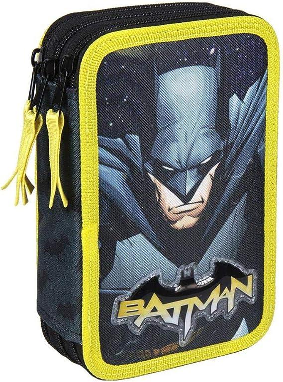 Batman 21-2493, Estuche, Talla Única, Multicolor: Amazon.es: Equipaje