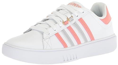 3f419cc1ad9a2 K-Swiss Women's Pershing Court CMF Sneaker
