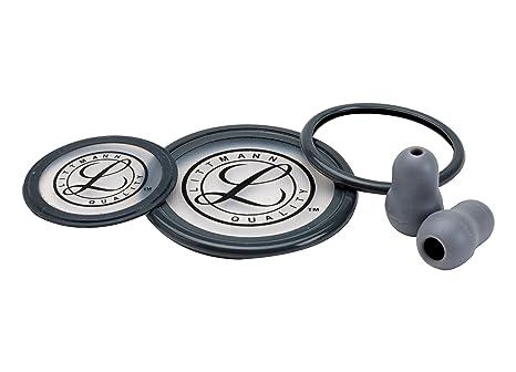 6X weiche wiederverwendbareOhrstöpselohrstücke für Littmann Stethoskop-SilikoD/_L