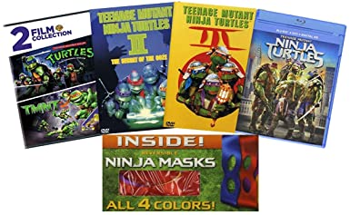 Amazon.com: Ultimate Teenage Mutant Ninja Turtles DVD ...