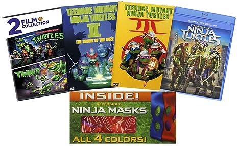 Amazon.com: Ultimate Teenage Mutant Ninja Turtles DVD ...