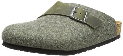 Clogs Fettlederwolle Unisex Birkenstock ArtNr112143 Basel yO08nwvmN