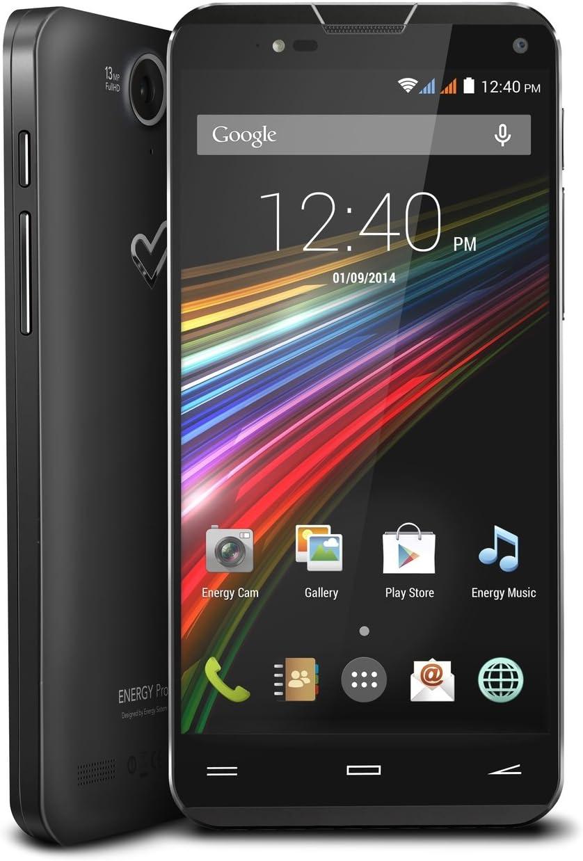 Energy Phone Pro - Smartphone libre de 5