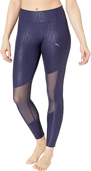 6e42f7d0 PUMA Womens Always On Graphic 7/8 Tights at Amazon Women's Clothing ...
