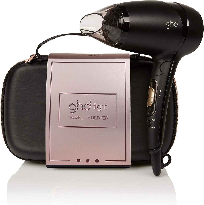 ghd flight - Secador de pelo de viaje con estuche de viaje edición limitada