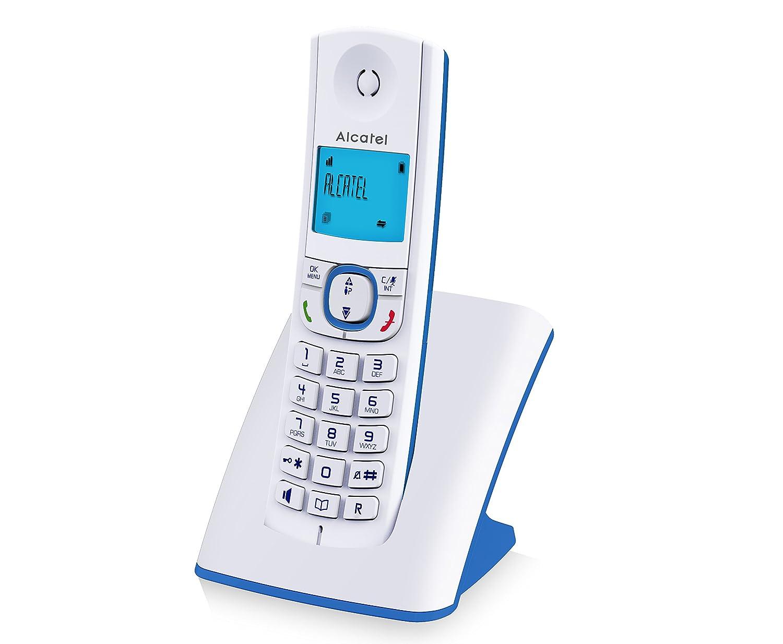 Alcatel F530 Té lé phone sans Fil Solo Bleu 3700601417005