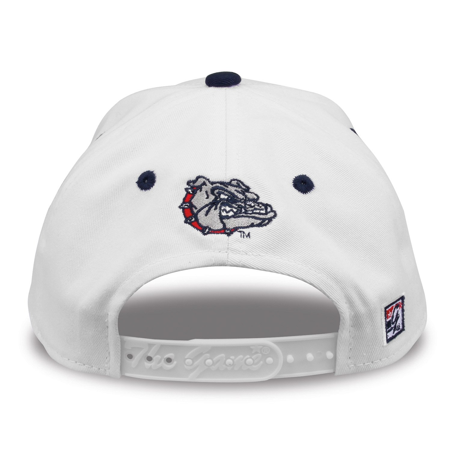 Adjustable The Game NCAA Air Force Falcons Unisex NCAA bar Design Hat White