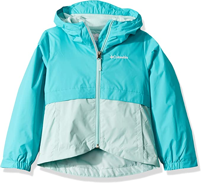 Columbia Girls Toddler Rain-Zilla Jacket