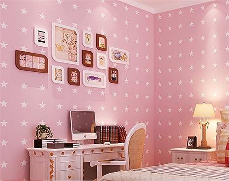 Carta Da Parati Stanza Bambini : Stella decorazione per stanza dei bambini america stile carta da