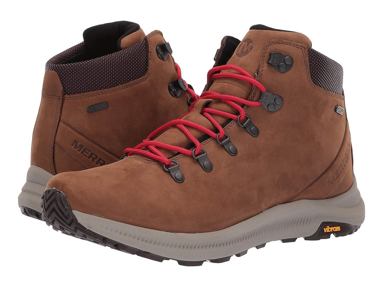 【着後レビューで 送料無料】 [メレル] メンズランニングシューズスニーカー靴 Ontario Earth Mid Waterproof [並行輸入品] B07N8FJVMZ Dark Earth Dark Waterproof 26.0 cm 26.0 cm|Dark Earth, テンドウシ:d875f507 --- campdxn.com