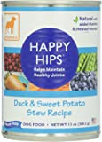 Dogswell Happy Hips Can Dog Food 12 Pack