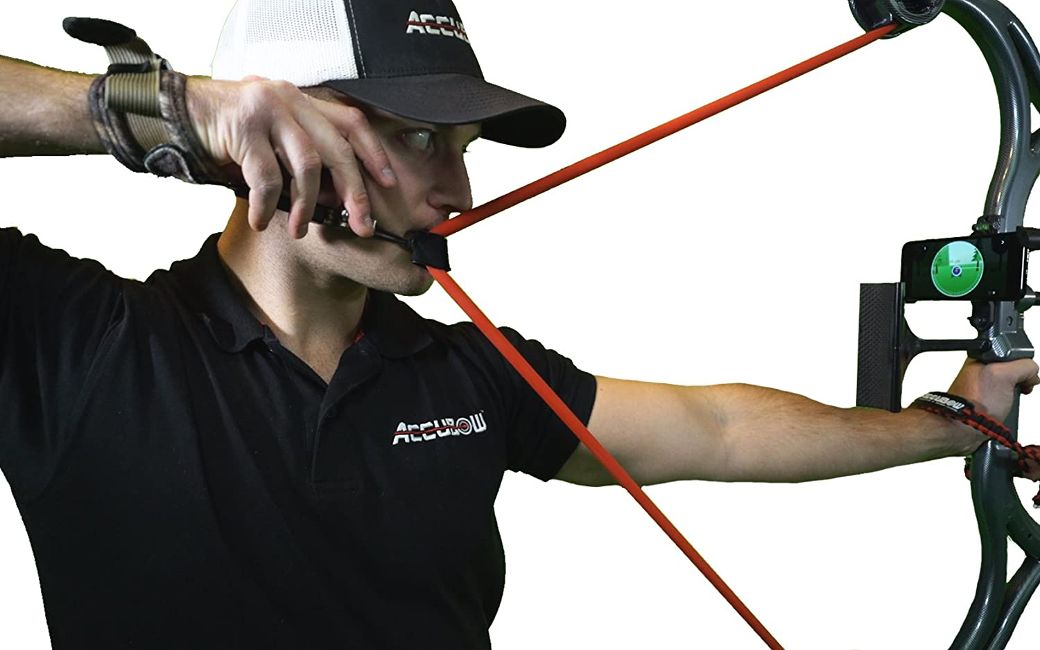 a0eb9d20a AccuBow Bow Hunting Archery Trainer with Adjustable Resistance