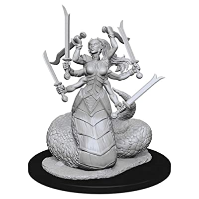 Dungeon & Dragons Nolzur's Marvelous Miniatures - Marilith: Toys & Games