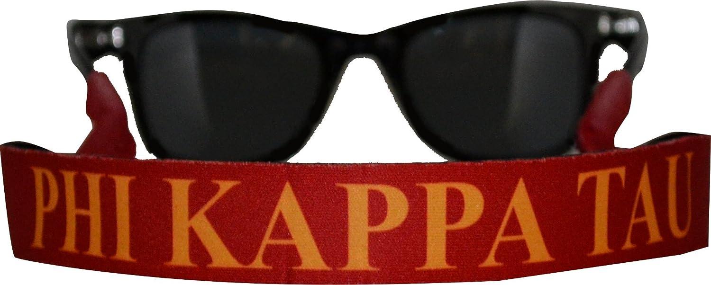 Phi Kappa Tau - Sunglass Strap - Two Color PKT-SS
