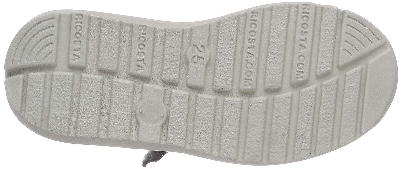 Gr/össe 28 Ricosta M/ädchen Stiefel grau 9
