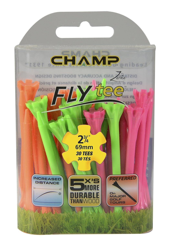 CHAMP Zarma FLYtee, Neon Mixed
