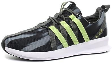 adidas Originals SL Loop Racer Herren Sneakers Grau