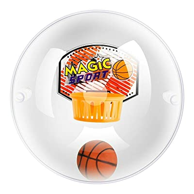 ESC Mini Handheld Electronic Basketball Game Slam Dunk for Kids Novelty: Sports & Outdoors