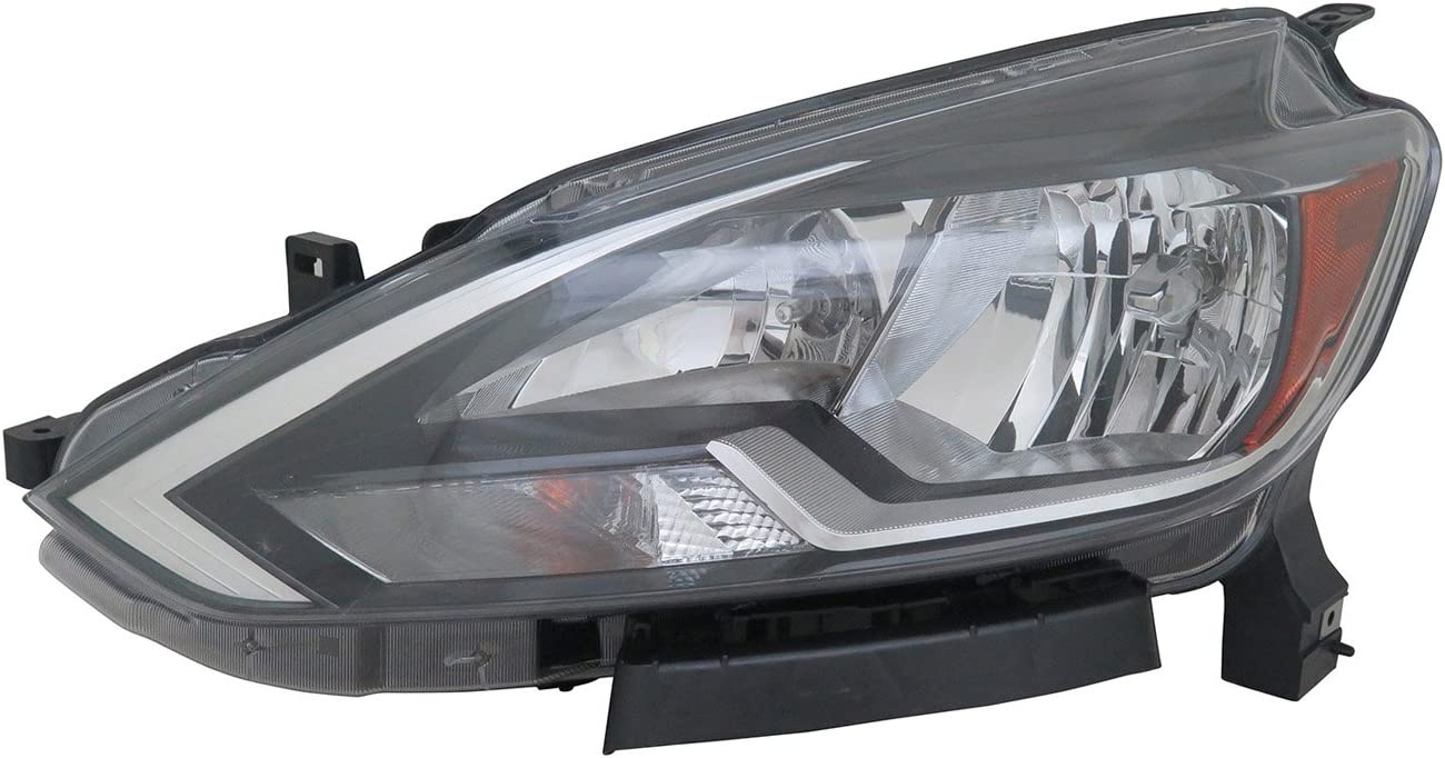 OE Replacement NISSAN SENTRA Headlight Assembly Partslink Number NI2502244