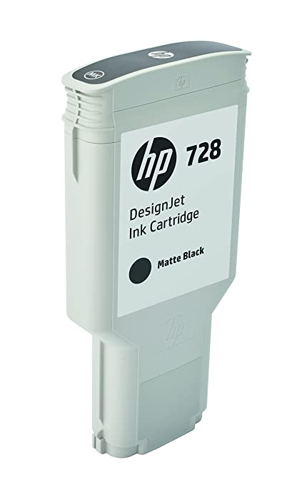 Amazon buy hp 728 300 ml matte black designjet online at low hp 728 300 ml matte black designjet fandeluxe Gallery