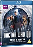 Doctor Who - The Time of the Doctor & Other Eleventh Doctor Christmas Specials [Blu-ray]