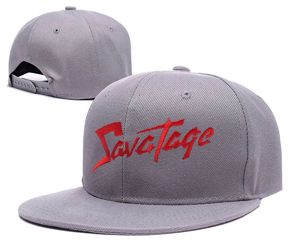 haoxy Savatage American Heavy Metal banda sombrero bordado gorra ...