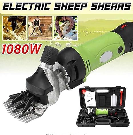 690W 220V High Powered Electric Shearing Clipper Animal Sheep Goat Farm Machine