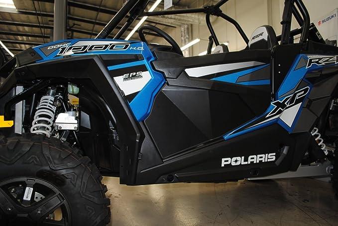 2014-2018 Polaris RZR XP 1000 XP1000 / Turbo - Paneles de inserción para puerta inferior: Amazon.es: Coche y moto