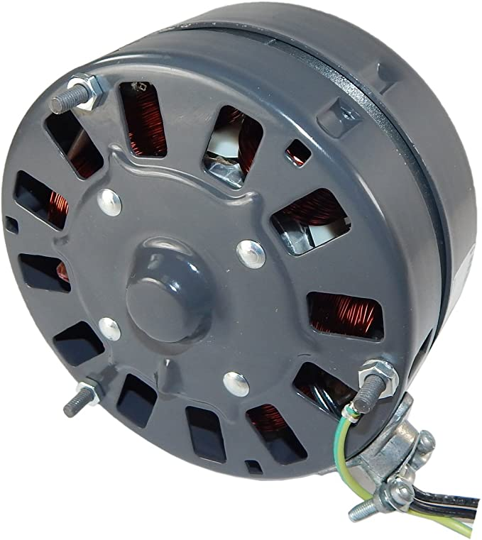 1050rpm 115V 2.7 amps Fasco D140 5 Frame Open Ventilated Shaded Pole and Unit Heater Motor with Sleeve Bearing 1//15HP 60Hz